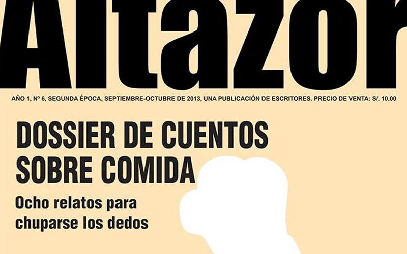 REVISTA ALTAZOR # 3 (2013)