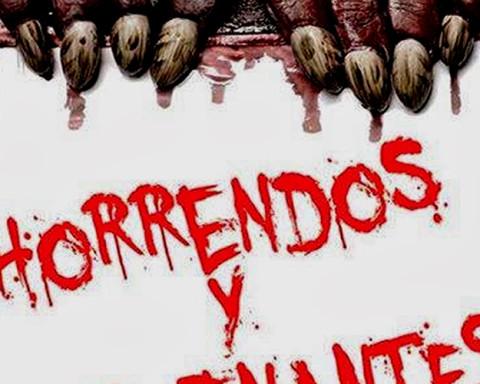 HORRENDOS Y FASCINANTES. ANTOLOGÍA DE CUENTOS PERUANOS SOBRE MONSTRUOS (2014)