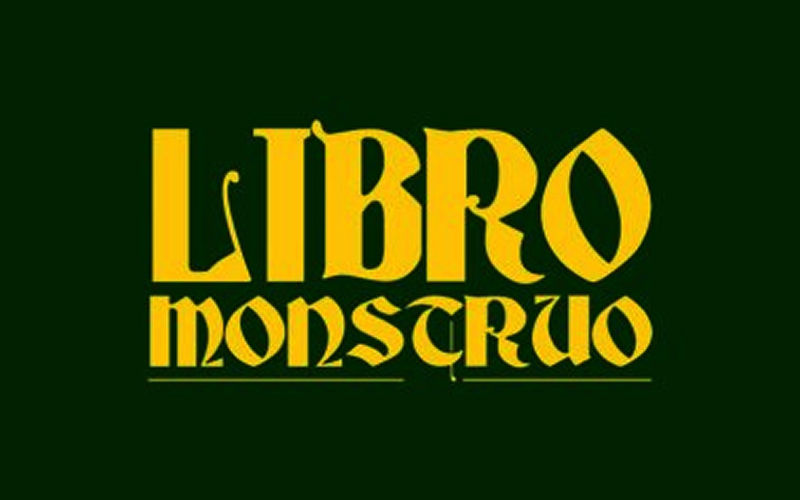LIBRO MONSTRUO (2010)